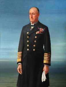 Admiral of the Fleet John Jellicoe (1859–1935), 1st Earl Jellicoe