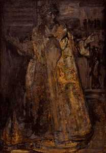 Ellen Terry as Nance Oldfield