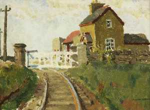 The Little Railway Station