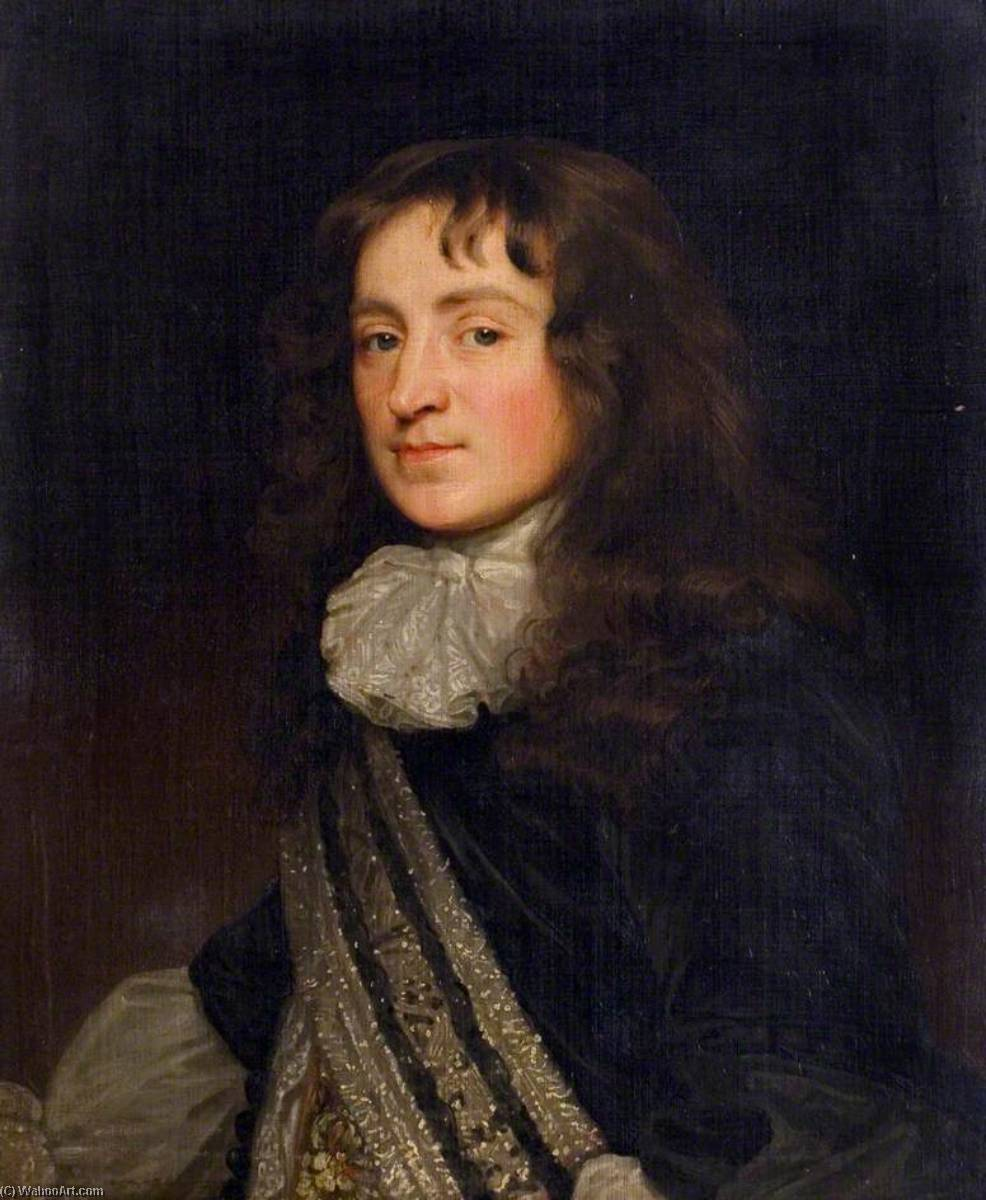 Wikioo.org - The Encyclopedia of Fine Arts - Painting, Artwork by John Hayls - Sir William Craven of Coombe Abbey (1638–1695)