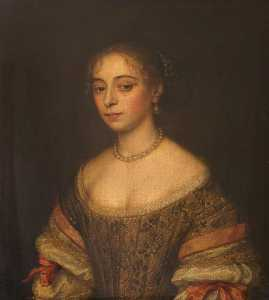 Portrait of a Lady (said to be the Countess of Loudoun)