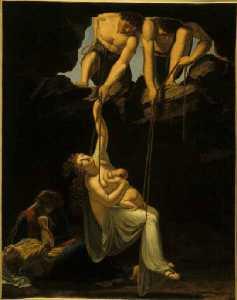 Un sacrifice humain chez les Gaulois