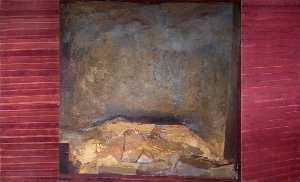 Evening Landscape (triptych)