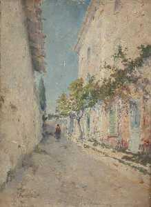 A Road at Midday