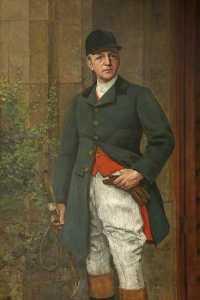 John Skipworth Gibbons (b.1852), JP, DL