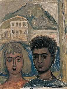 Wikioo.org - The Encyclopedia of Fine Arts - Artist, Painter  Nikos Kessanlis