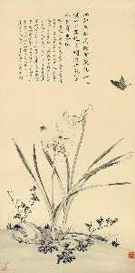 Wikioo.org - The Encyclopedia of Fine Arts - Artist, Painter  Yu Fei'an