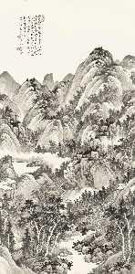 Landscape After Dong Yuan