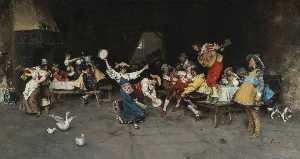 Italian Dance Party