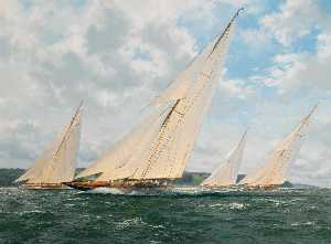Wikioo.org - The Encyclopedia of Fine Arts - Artist, Painter  John Steven Dews