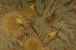 Finches and Artichokes