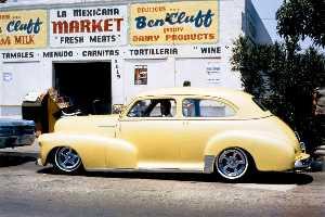 '47 Chevy in Wilmington, California