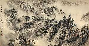 Wikioo.org - The Encyclopedia of Fine Arts - Artist, Painter  Tao Yiqing