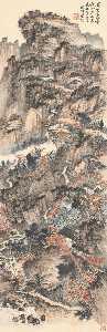 Wikioo.org - The Encyclopedia of Fine Arts - Artist, Painter  Xiao Xun