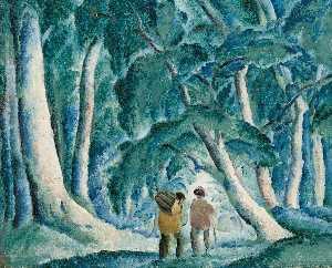 Wikioo.org - The Encyclopedia of Fine Arts - Artist, Painter  Aleksey Ilych Kravchenko