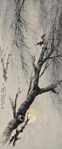 Wikioo.org - The Encyclopedia of Fine Arts - Artist, Painter  Chen Shuren