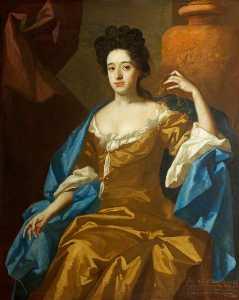 Mary Wynter (1650–1691), Mrs William Blathwayt I