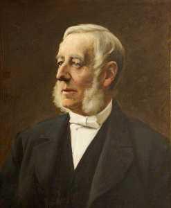 Reverend E. F. Witts (1813–1886), Rector of Upper Slaughter (1884–1886)