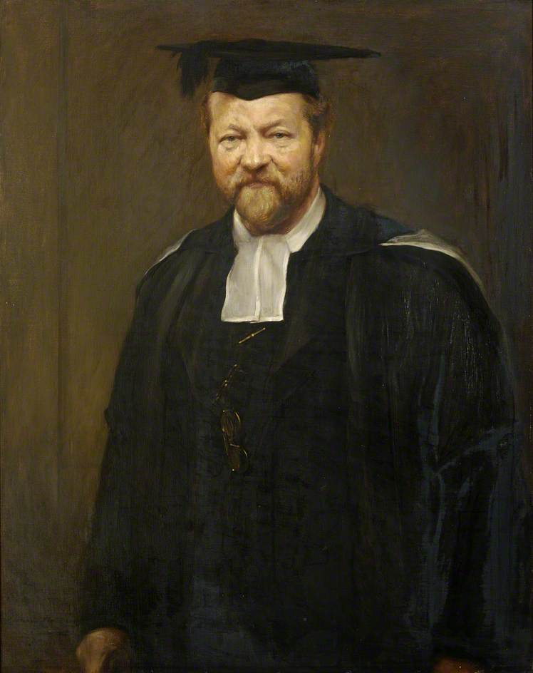 Wikioo.org - The Encyclopedia of Fine Arts - Painting, Artwork by Lance Calkin - Edward Anthony Beck (1848–1916), Master (1902–1916)