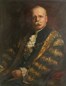 Councillor Edward Lygon Somers Cocks, Mayor of Westminster (1910–1911)