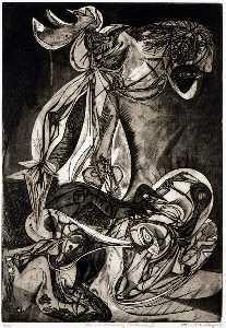 Perseus Beheading Medusa IV