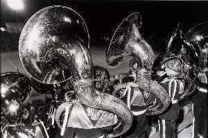 Odessa Permian High School Band