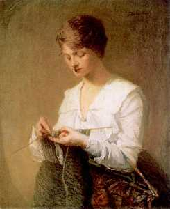 Knitting for Soldiers
