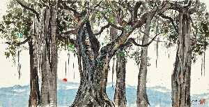 Banyan Trees of Xishuangbanna