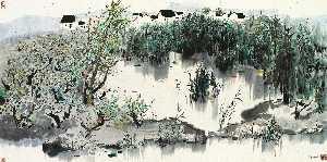 A Homeland Reed Pond