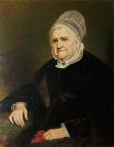 Ann Fell (1783–1871), Mrs William Miller Christy, in Quaker Dress