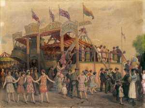 Hampstead Heath Fair