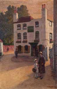 The 'Spaniards Inn'