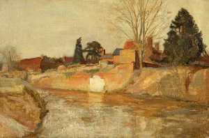The River at Tenbury Wells