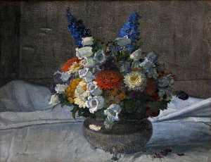 A County Down Cottage Bouquet