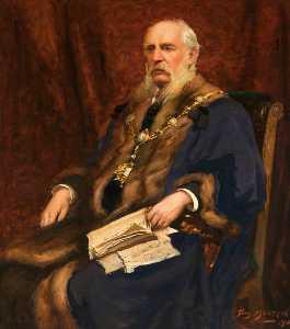 Lieutenant Colonel Henry Fishwick (1835–1914), FSA