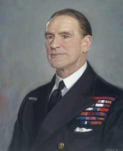 Admiral Edward Evans (1880–1957), 1st Lord Mountevans of Chelsea