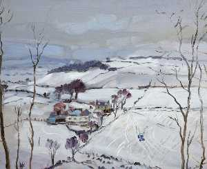 Snow, Kincardineshire (recto)