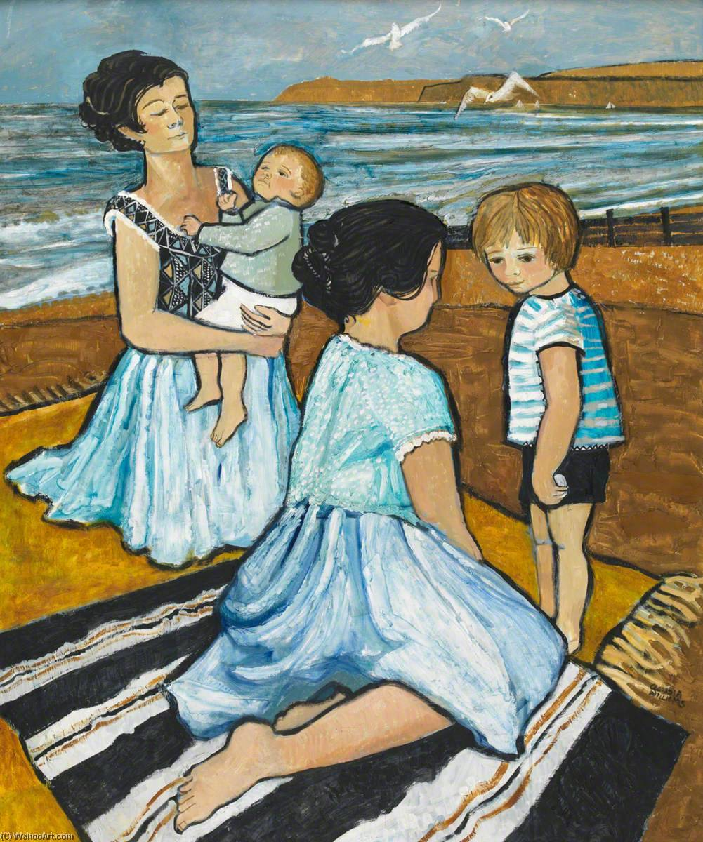 Wikioo.org - The Encyclopedia of Fine Arts - Painting, Artwork by Claudia Williams - Mothers and Children
