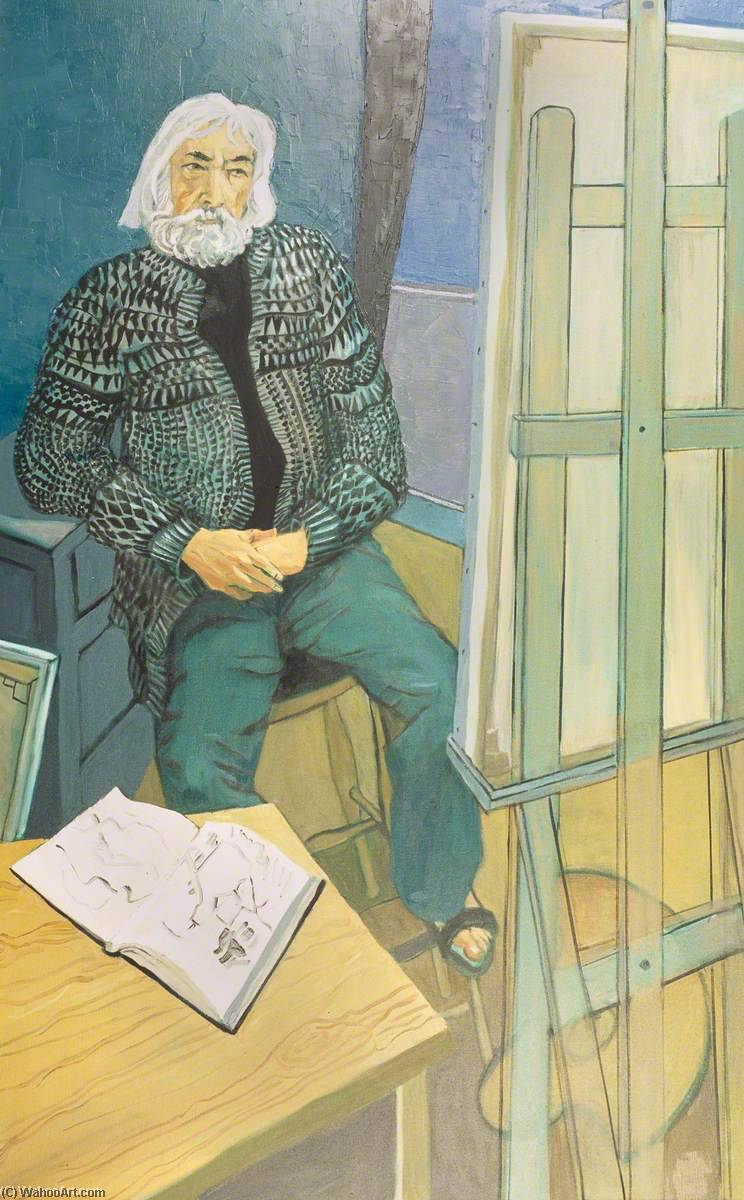 Wikioo.org - The Encyclopedia of Fine Arts - Painting, Artwork by Claudia Williams - Gwilym Prichard (b.1931)