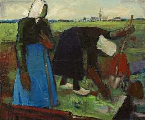 Field Workers, Brittany