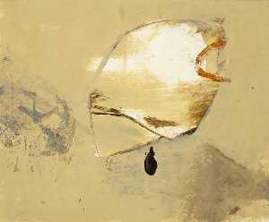 Homage to Joseph Beuys (panel 2 of 9)
