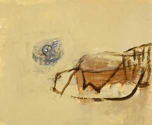 Homage to Joseph Beuys (panel 4 of 9)
