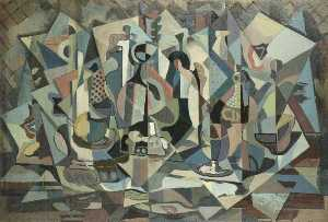 Cubist Study