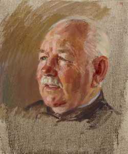 Chelsea Pensioners Michael McLean, BEM, Royal Army Ordnance Corps
