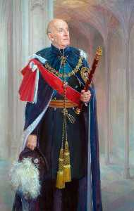 Field Marshal the Right Honourable Lord Inge, KG, GCB, DL, Colonel of the Regiment (1982–1994)