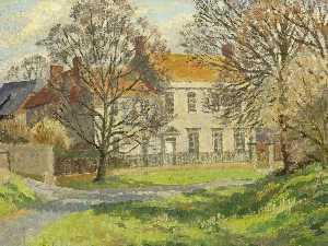 A Wiltshire Village