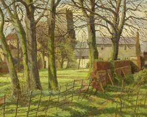 A Suffolk Garden