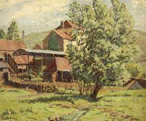 A Mendip Farm
