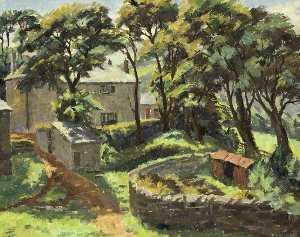 A Moorland Farm
