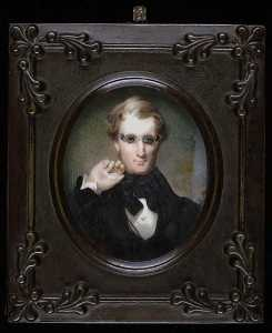 James Barnett Dodson, (painting)